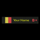 Belgium, Name + Blood